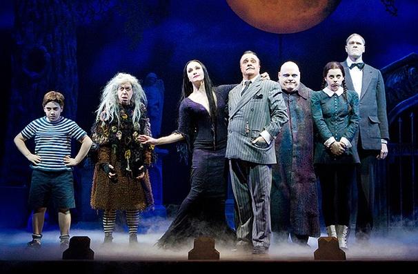Teatro Musical 'La Familia Addams' en Teatro Caser Calderón (Madrid)