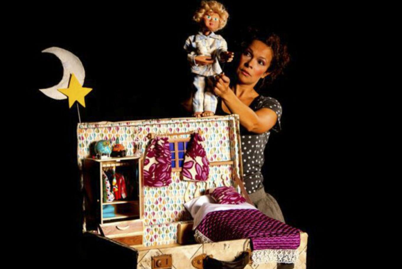 Teatro de marionetas 'No tengo miedo' en La Puntual (Barcelona)