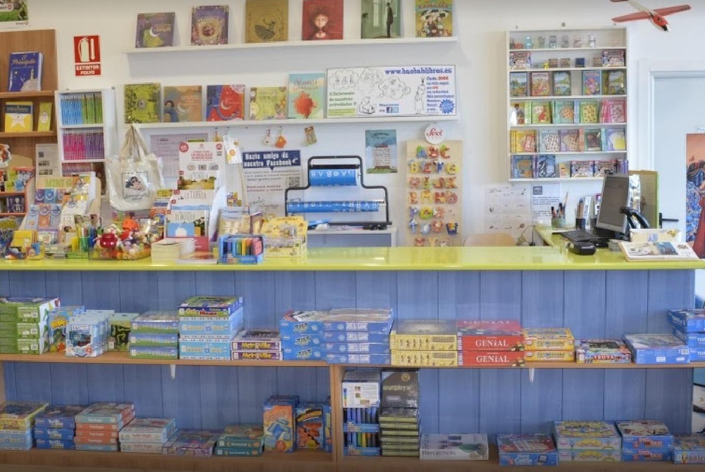 Librería Baobab Mairena del Aljarafe