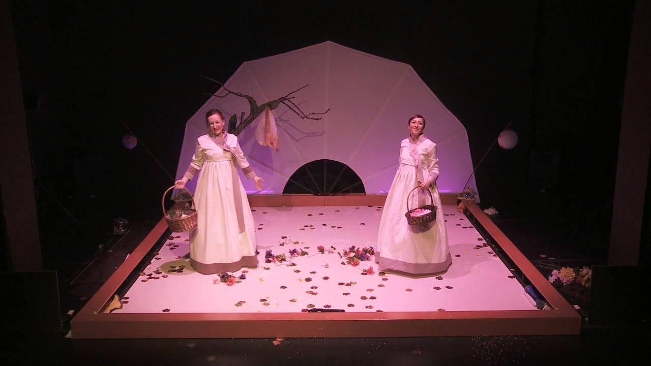 Teatro 'Cucú Haiku' en Teatro Arbolé (Zaragoza)