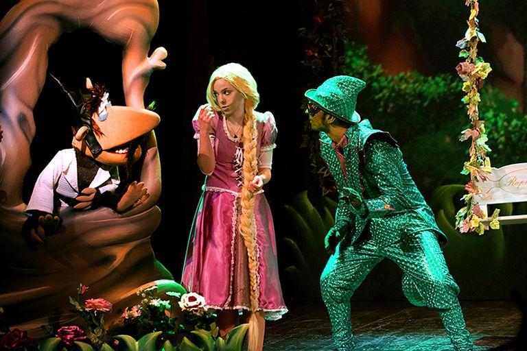Teatro 'Rapunzel, El Musical' en Teatro Cofidis Alcázar (Madrid)