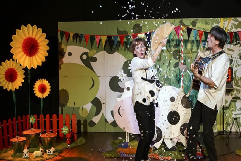 Espectáculo para bebés 'Muuu...' en Centro Ágora (A Coruña)