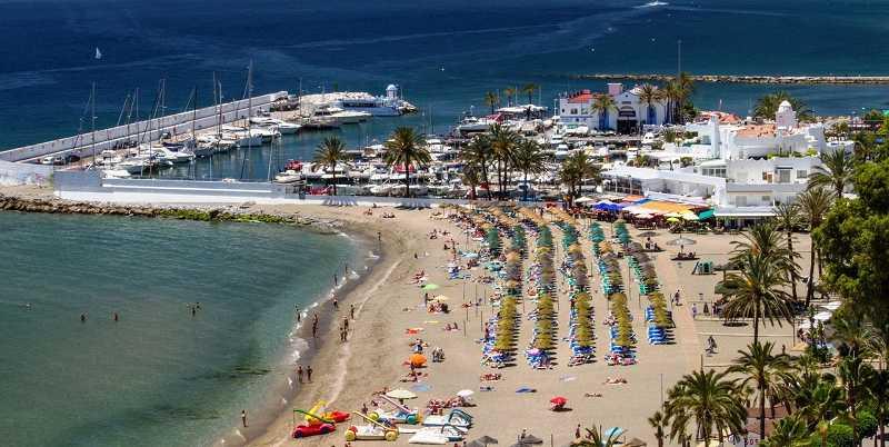 Qu hacer con ni os en marbella 1 planes - Cines puerto deportivo getxo ...