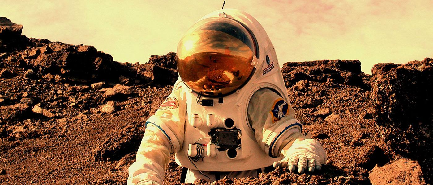 Taller 'Mi vida en Marte' en Espacio Fundación Telefónica (Madrid)