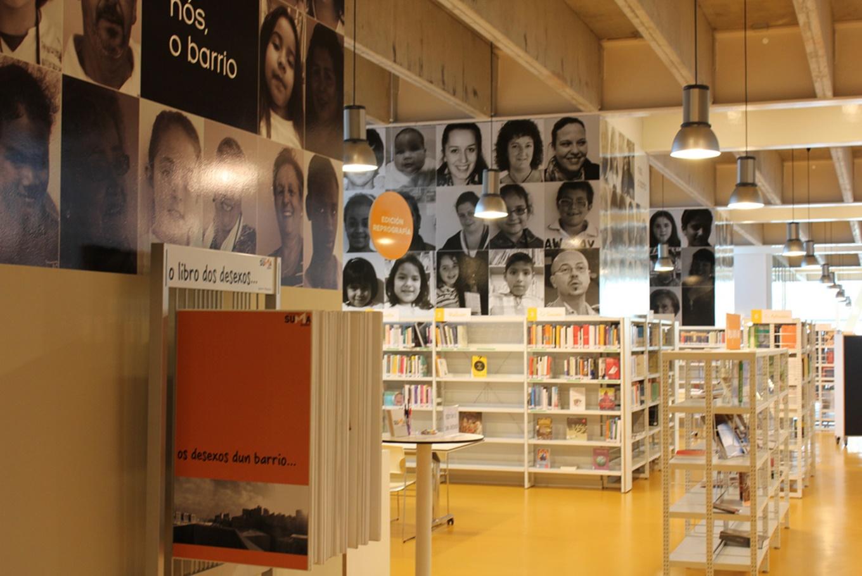 Biblioteca Infantil y Juvenil de A Coruña