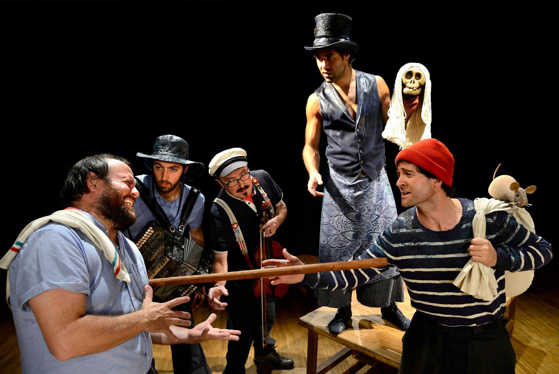 Moby Dick en Teatro Principal de Castellón (Castellón de la Plana)