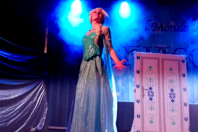 Tributo a Frozen en Auditorio y Centro de Congresos Víctor Villegas (Murcia)