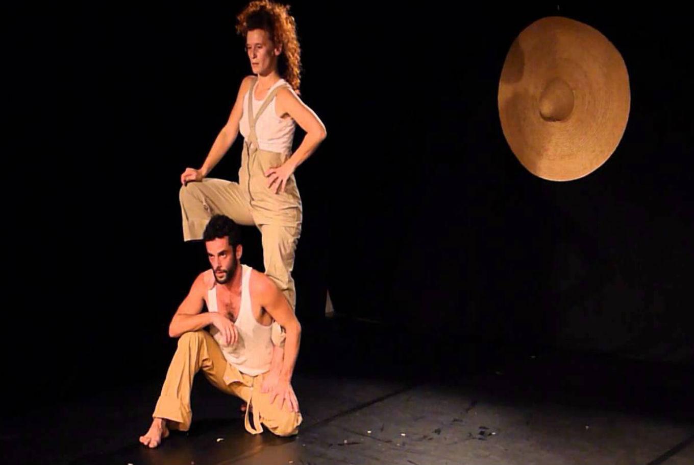 Espectáculo de danza 'Yi-ha' en Teatre El Magatzem (Tarragona)