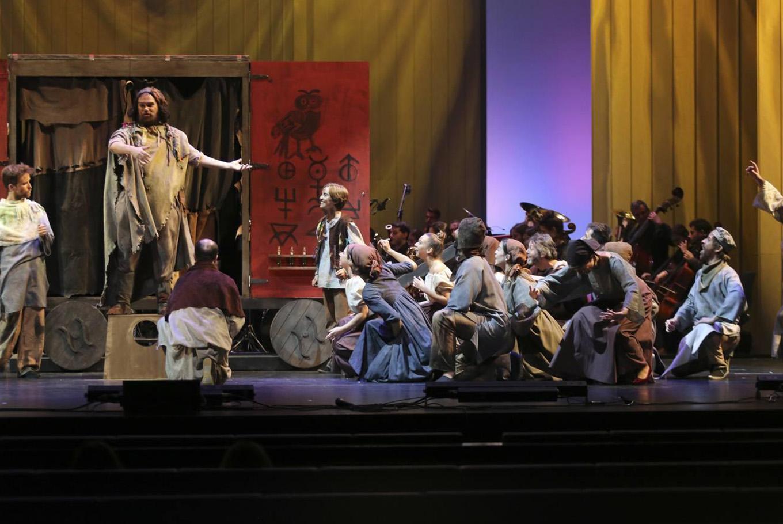 Teatro 'El médico' en Palacio de Exposiciones y Congresos de Granada (Granada)
