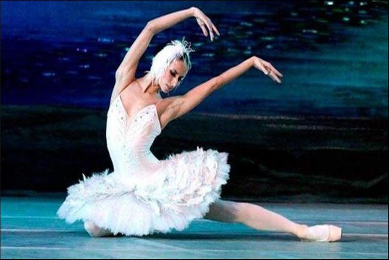 Ballet 'El Lago de los cisnes' en Auditorio ABANCA Santiago de Compostela (Santiago de Compostela)