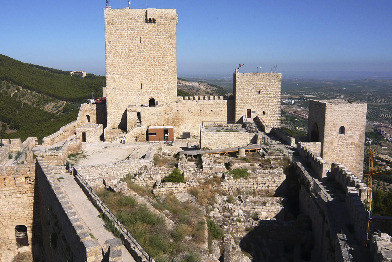 Visita teatralizada 'La conquista en familia del Castillo de Jaén' en Castillo de Santa Catalina (Jaén)