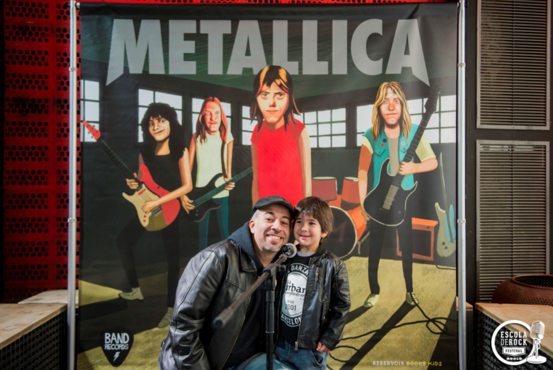 Escuela de rock en Sala Apolo (Barcelona)