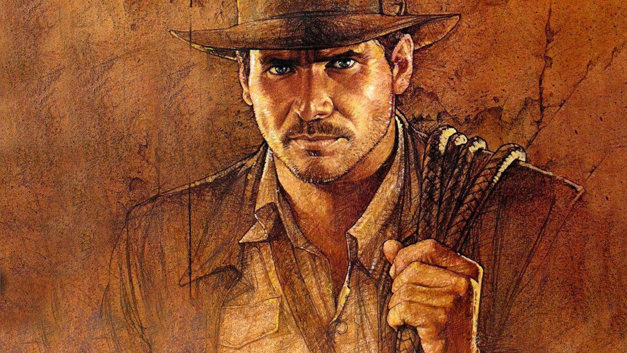 Cine 'Indiana Jones, en busca del arca perdida' en CaixaForum Madrid (Madrid)