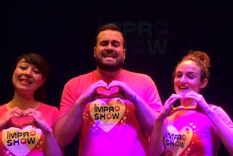 Teatro familiar 'Impro-show Especial Navidad' en Teatreneu (Barcelona)