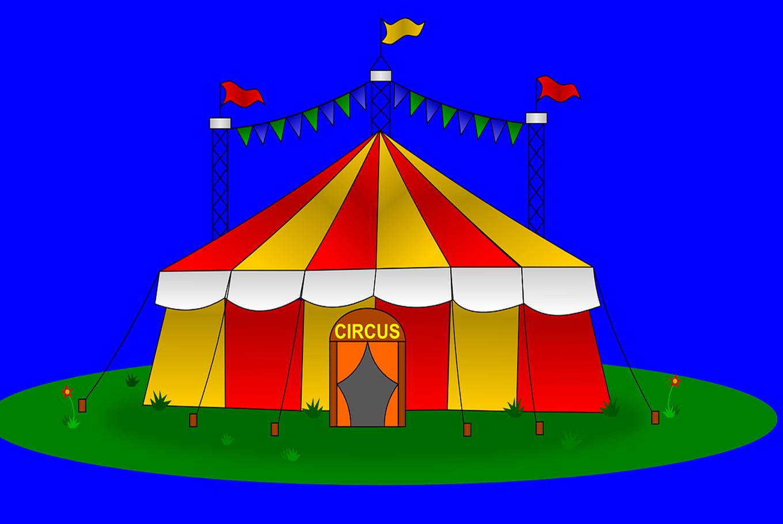 Gran Circo Holiday en Expourense (Ourense)