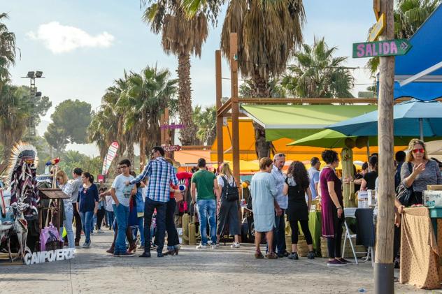 Rin Ran Market en Finca Buenavista (Murcia)