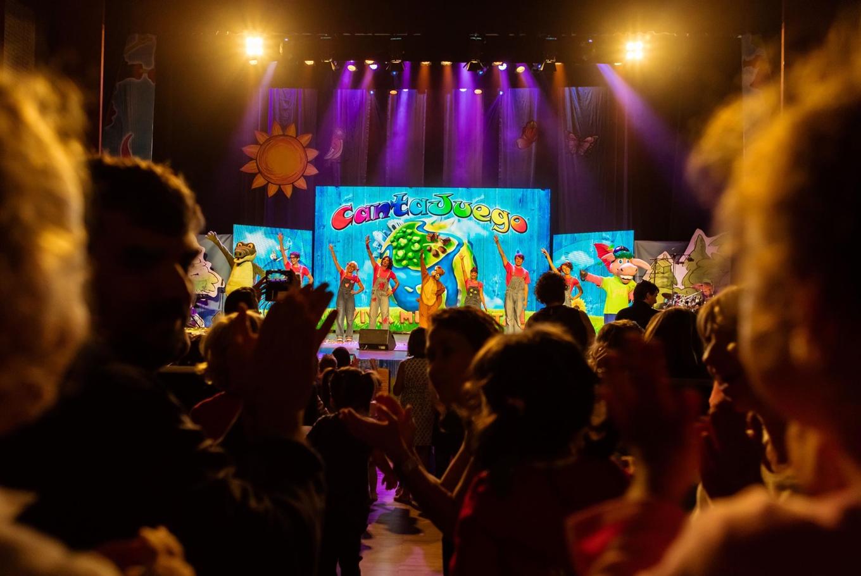 Cantajuego presenta '¡Viva mi planeta! El espectáculo' en Palacio de Congresos y Auditorio Kursaal (Donostia-San Sebastián)