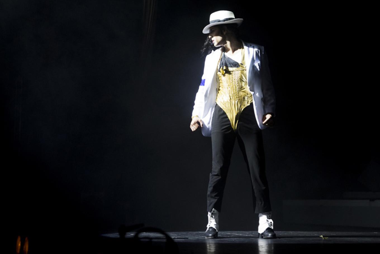 Espectáculo 'Michael Jackson-I Want U Back' en Teatro Circo (Albacete)