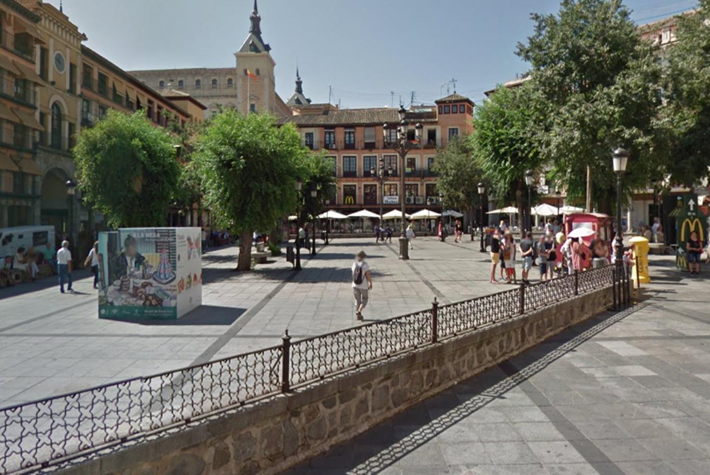Plaza del Zocodover