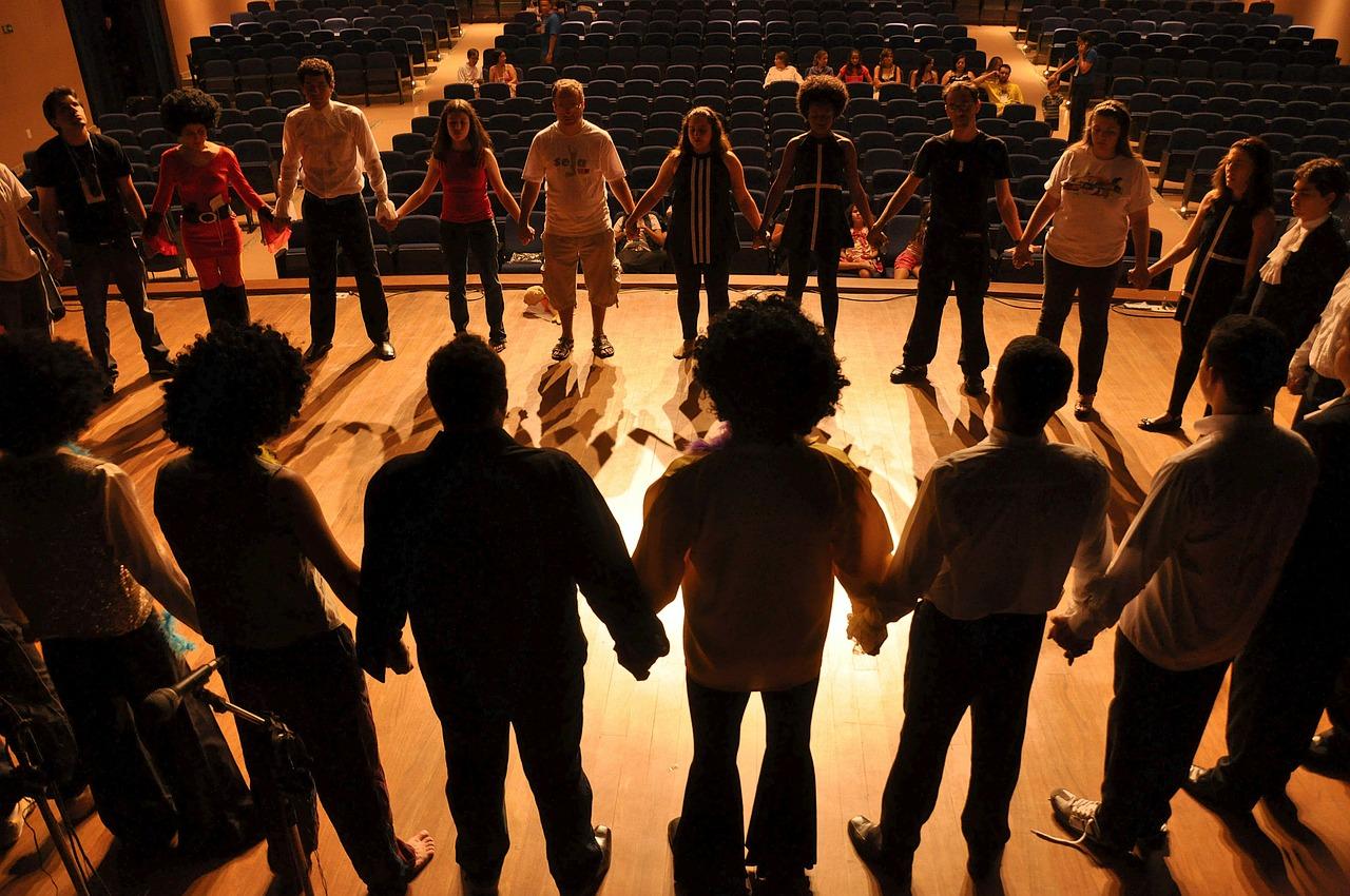 Ciclo de teatro '¡A Escena!' en Teatro de la Estación (Zaragoza)