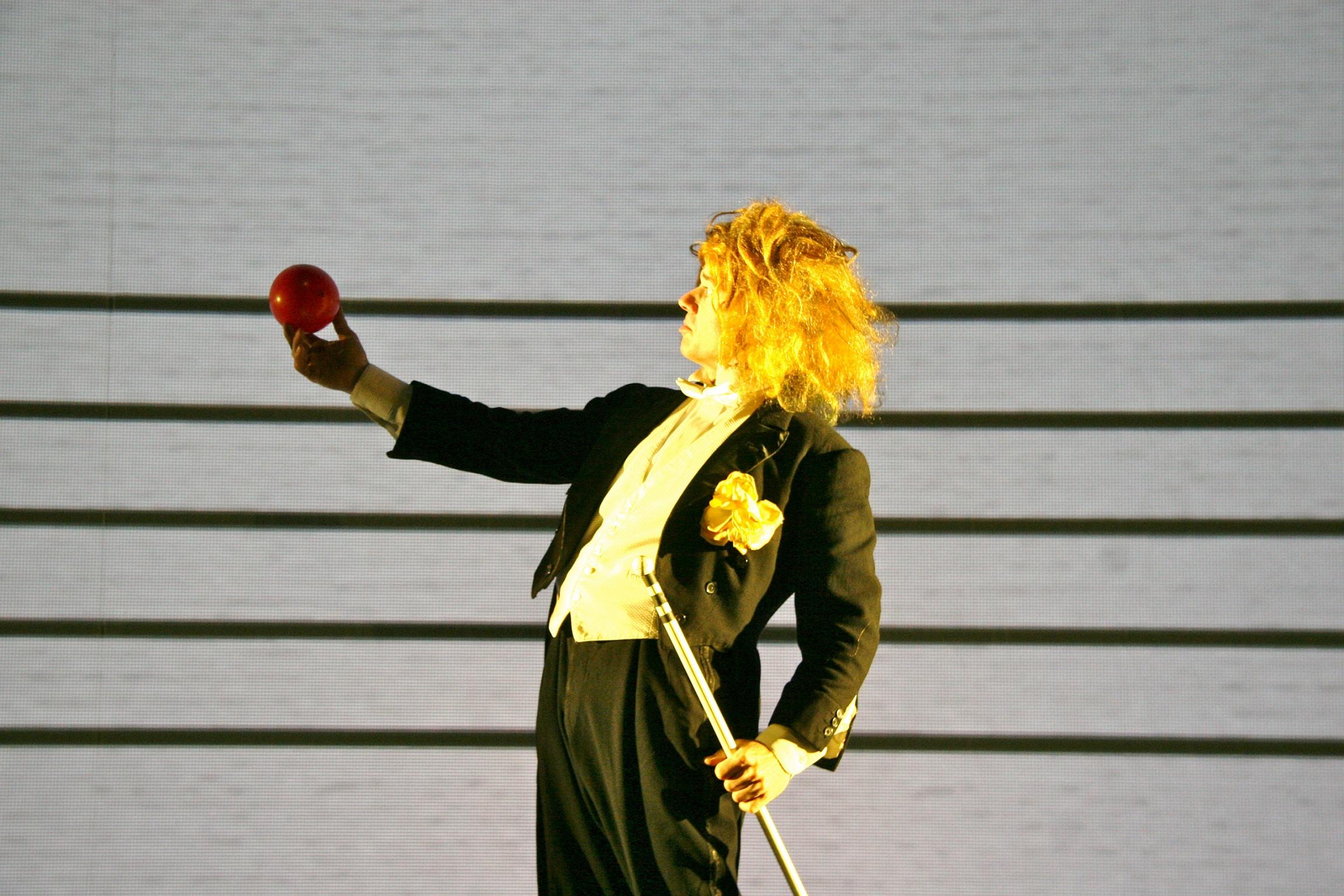 Teatro infantil musical 'El Primer Concierto' en Teatro de la Estación (Zaragoza)