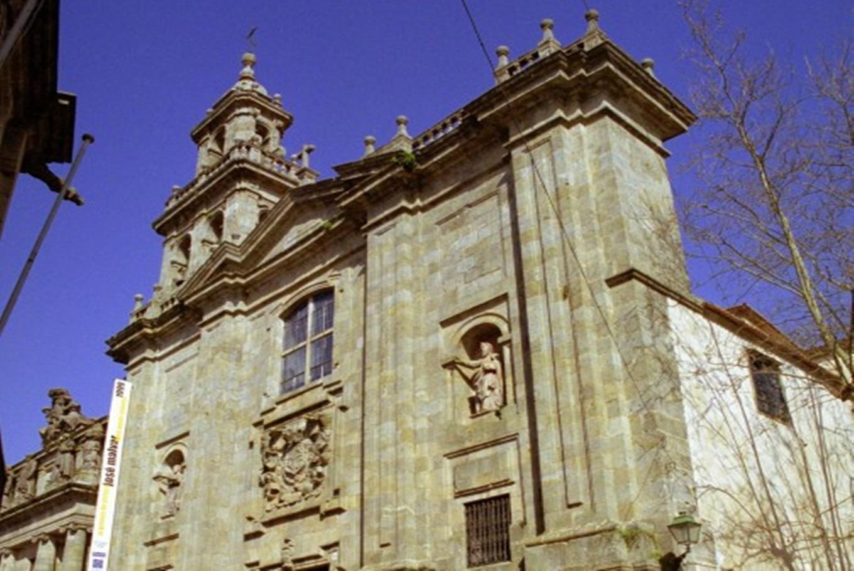 Igrexa da Compañía/da Universidade