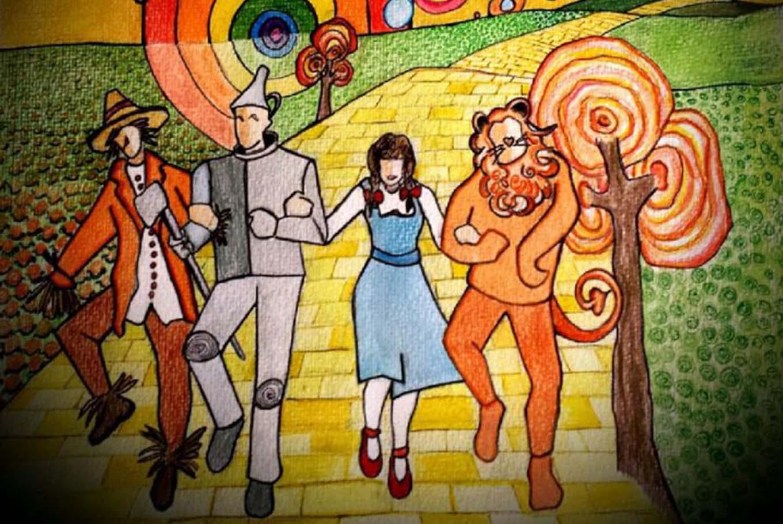 Teatro 'Camino a Oz' en La Cochera Cabaret (Málaga)