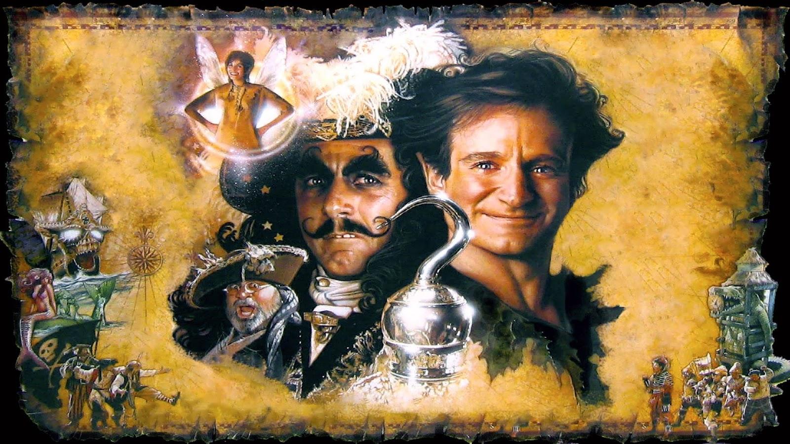 Cine 'Hook, (el capitán Garfio)' en CaixaForum Madrid (Madrid)
