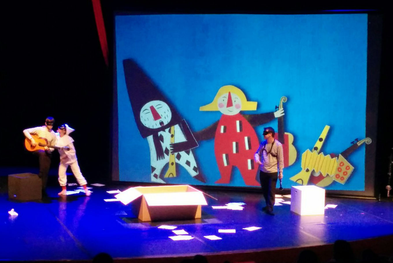 Concierto infantil 'Pica-so' en L' Auditori de Barcelona (Barcelona)