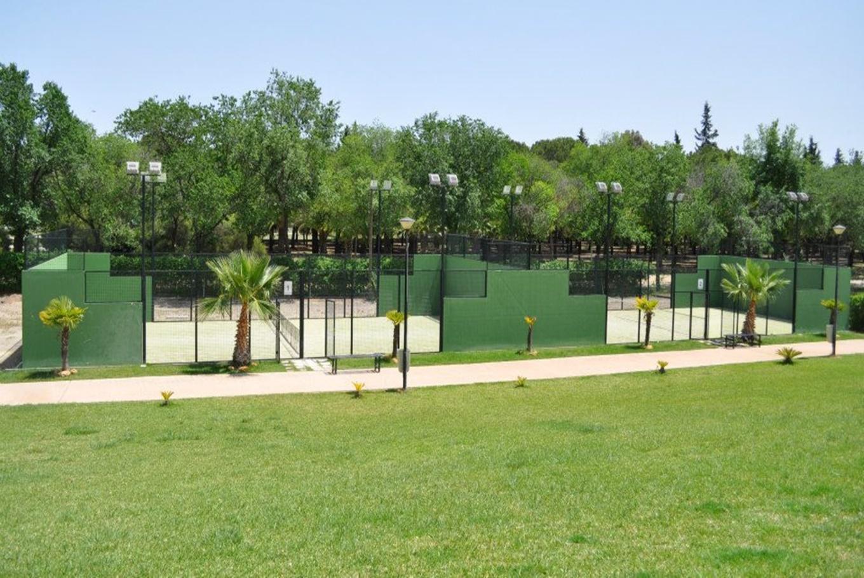 Centro de tecnificación de tenis Blas Infante