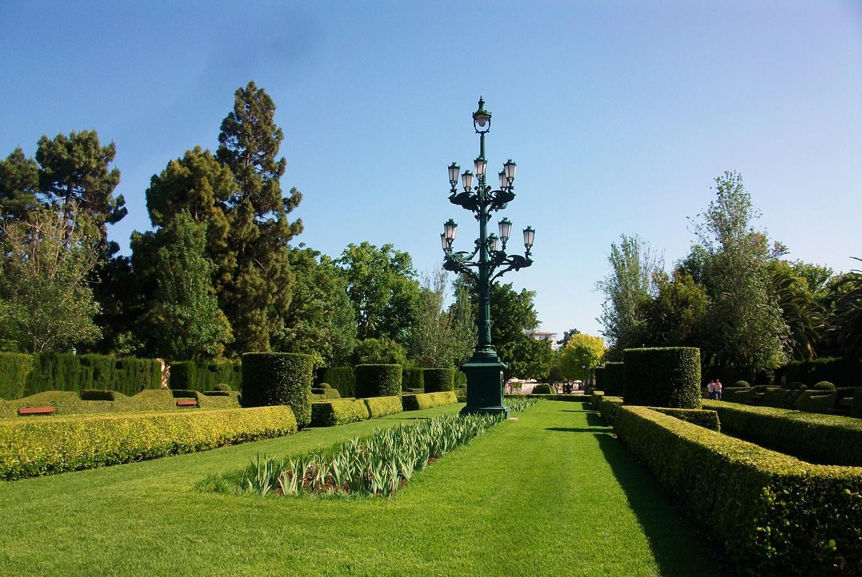 Parques y plazas para ni os en valencia for Jardines de tabarca valencia
