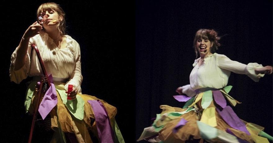 Teatro 'Los apuros de una bruja' en Teatro Off La Latina (Madrid)
