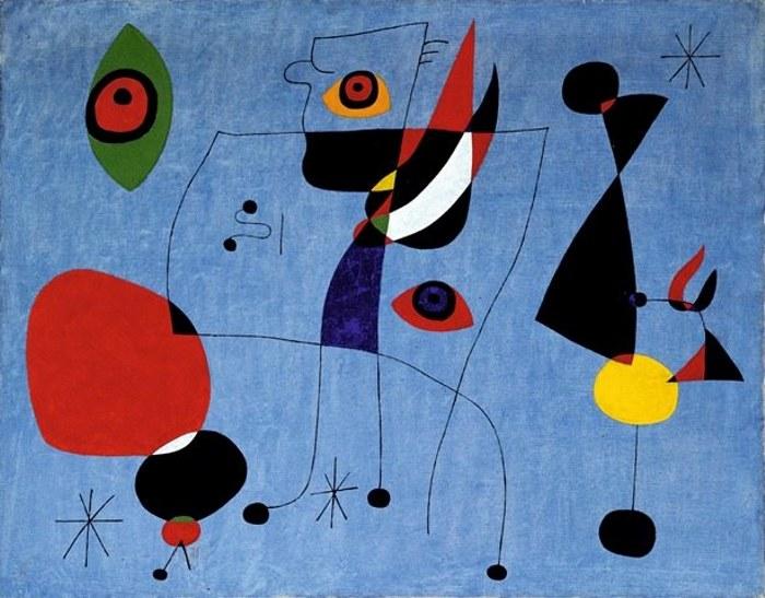Taller 'Mira, mira... Miró' en Sala Fundación MAPFRE Recoletos (Madrid)