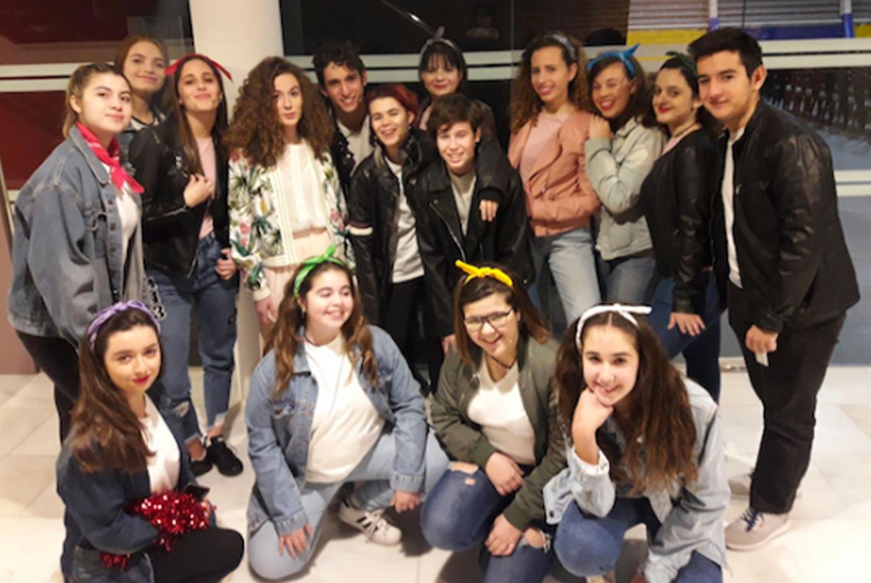 'Grease' en Centro Cultural de Guadalupe (Murcia)
