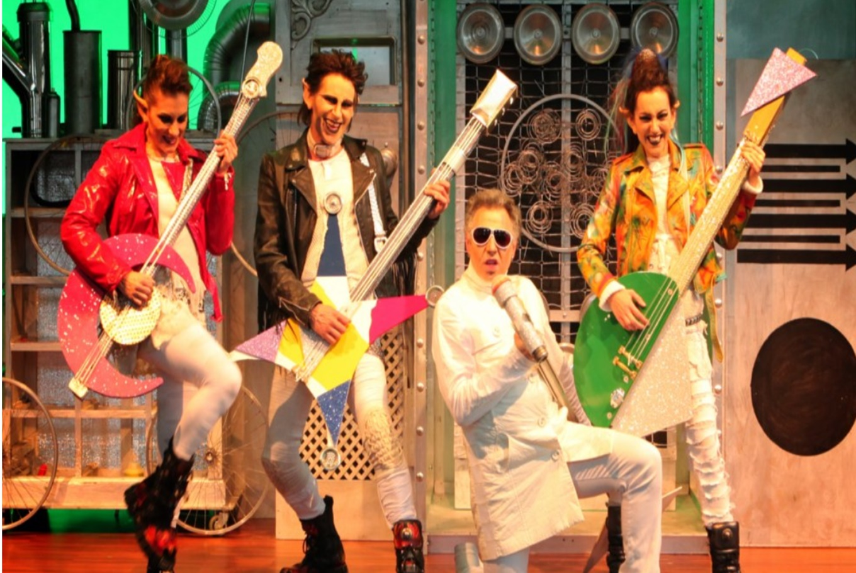 Musical infantil 'Os Rockenstein' en Auditorio Municipal de Ourense (Ourense)