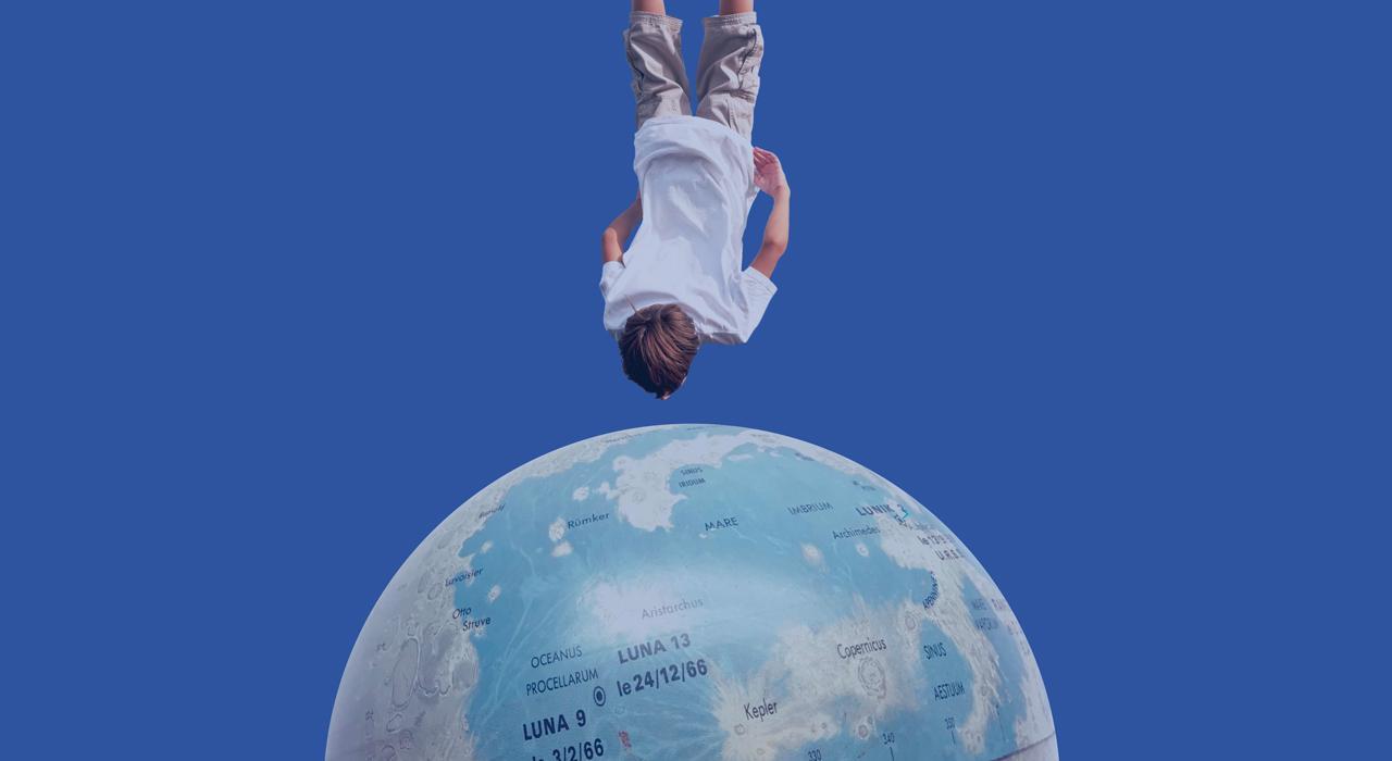 Taller científico-medioambiental '¡Vente al espacio!' en Fundación Canal (Madrid)