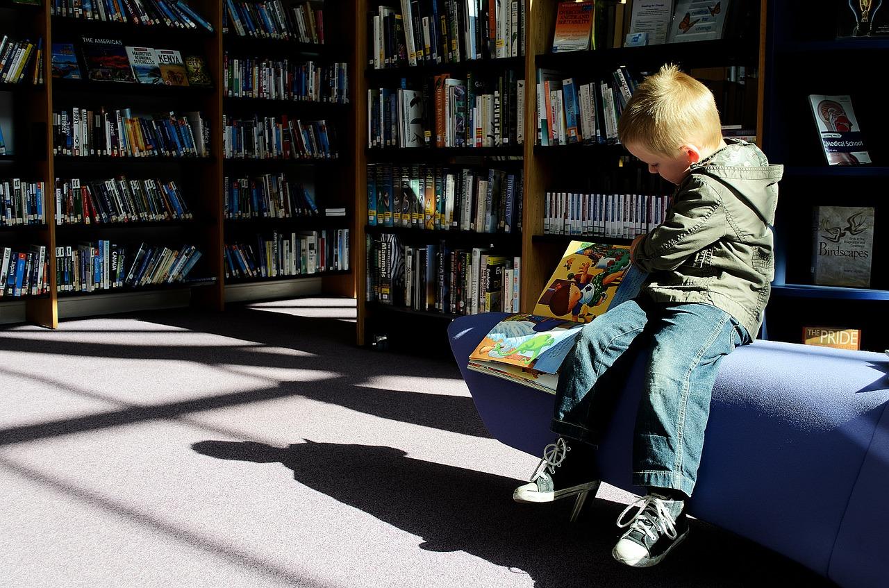 Actividad Infantil 'Hora del cuento' en Biblioteca Pública Miguel Labordeta (La Cartuja) (Zaragoza)