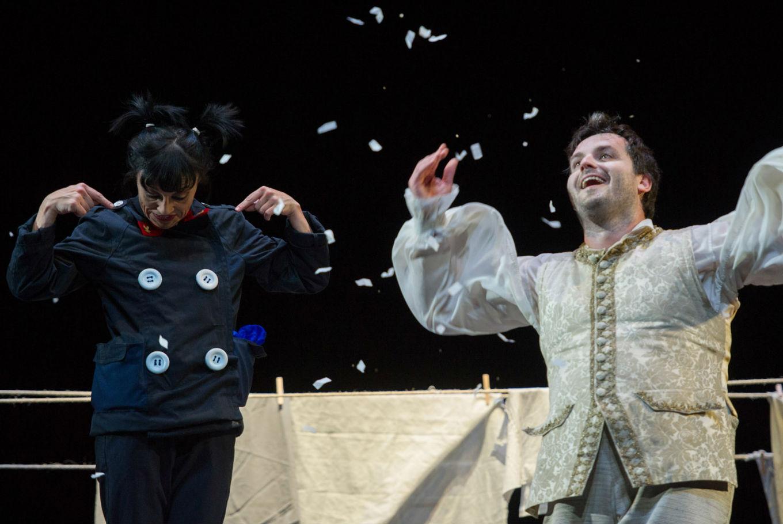 Ópera para niños 'Laberint màgic' en Gran Teatre del Liceu (Barcelona)