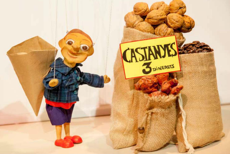 Espectáculo de marionetas 'Patufet' en La Puntual (Barcelona)