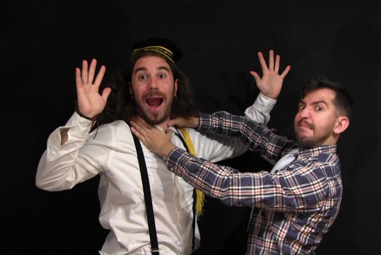 Teatro 'Balki y Larry' en La pequeña comedia (Madrid)