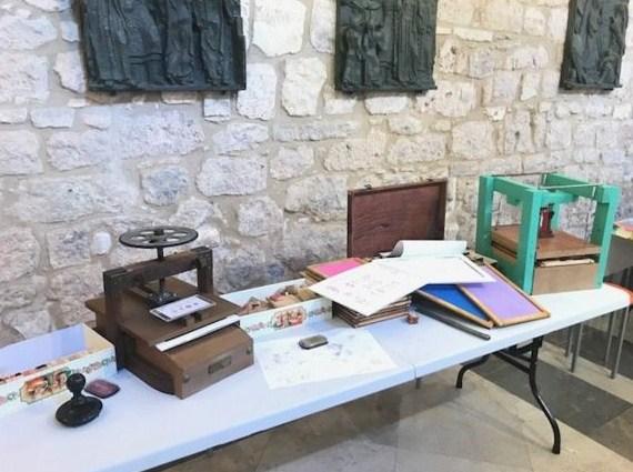 'XI Salón del Libro Infantil y Juvenil' en Monasterio de San Juan (Burgos)