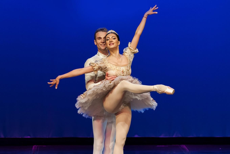 Ballet 'El cascanueces' en Palacio de Congresos y Auditorio Kursaal (Donostia-San Sebastián)
