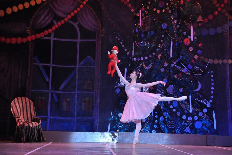 Ballet 'El Cascanueces' en Teatro Circo (Albacete)