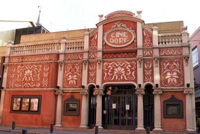 Filmoteca Española - Cine Doré