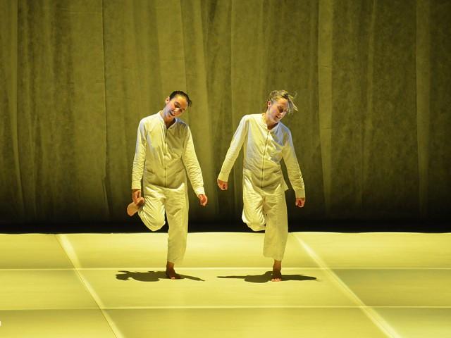 Danza 'Emoticores' en Sala Cuarta Pared (Madrid)