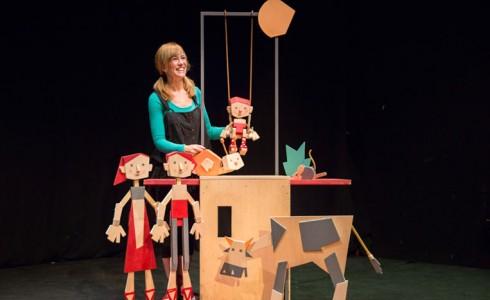 Espectáculo 'En Patufet' en SAT! Sant Andreu Teatre (Barcelona)