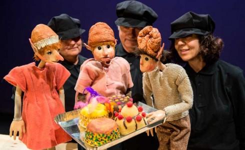 Espectáculo 'La pastelera y los duendes' en SAT! Sant Andreu Teatre (Barcelona)