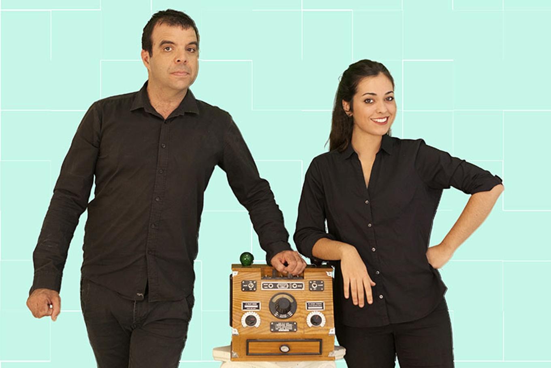 Mago Oliver y Eva con 'Inventos mágicos' en Teatro Barakaldo (Barakaldo)
