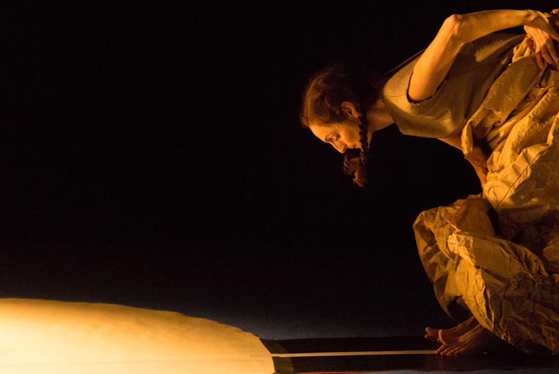 Espectáculo 'Maleable' en La Casa Encendida (Madrid)