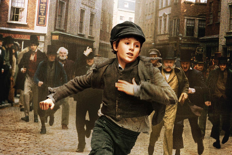Teatro familiar 'Oliver Twist' en Teatreneu (Barcelona)